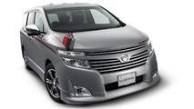 Nissan Elgrand S-tune 22.12.2010
