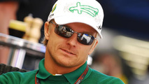 Kovalainen to sit out Friday practice at finale