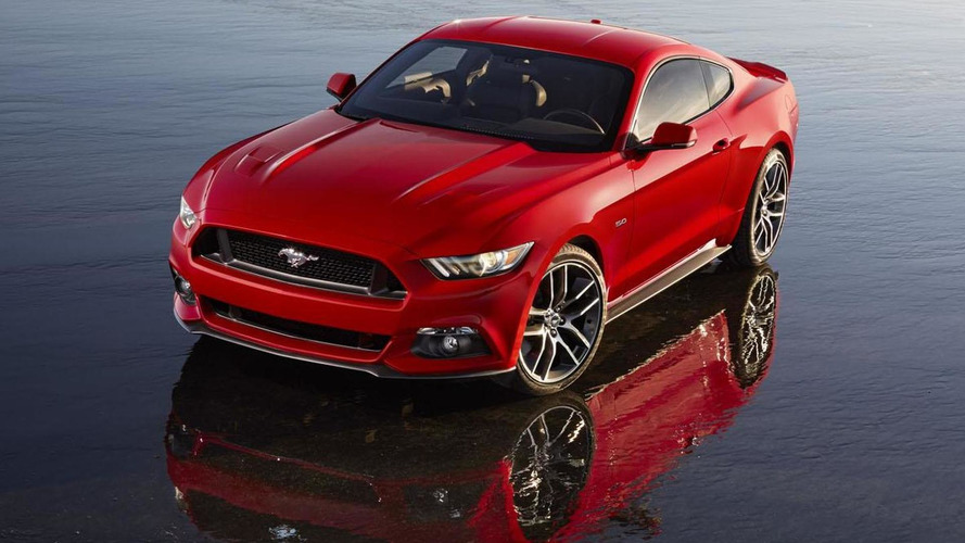 Ford Mustang facelift slated for 2018