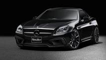 Mercedes SLK by Wald International 27.11.2013