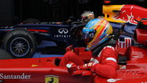 Alonso-Red Bull rumour a false alarm - report