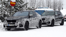 2015 BMW X6 M spy photo