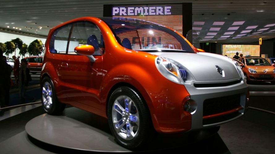 Renault Kangoo Compact Concept unveiled