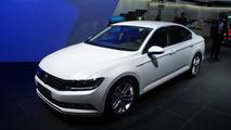 2015 Volkswagen Passat at 2014 Paris Motor Show