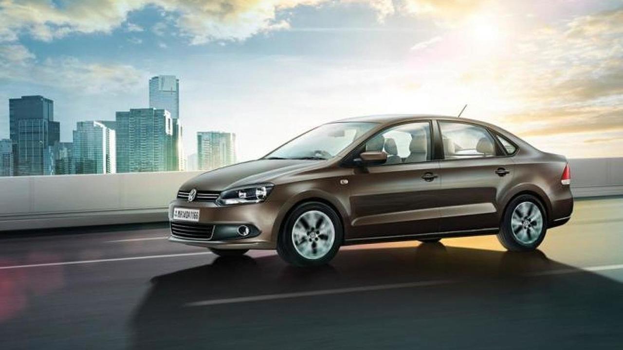 Volkswagen Vento facelift