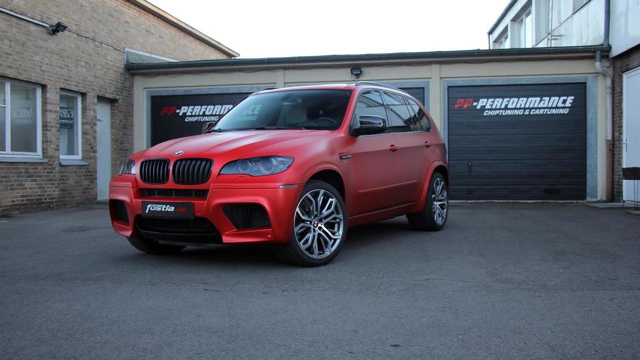 BMW X5 M by Fostla