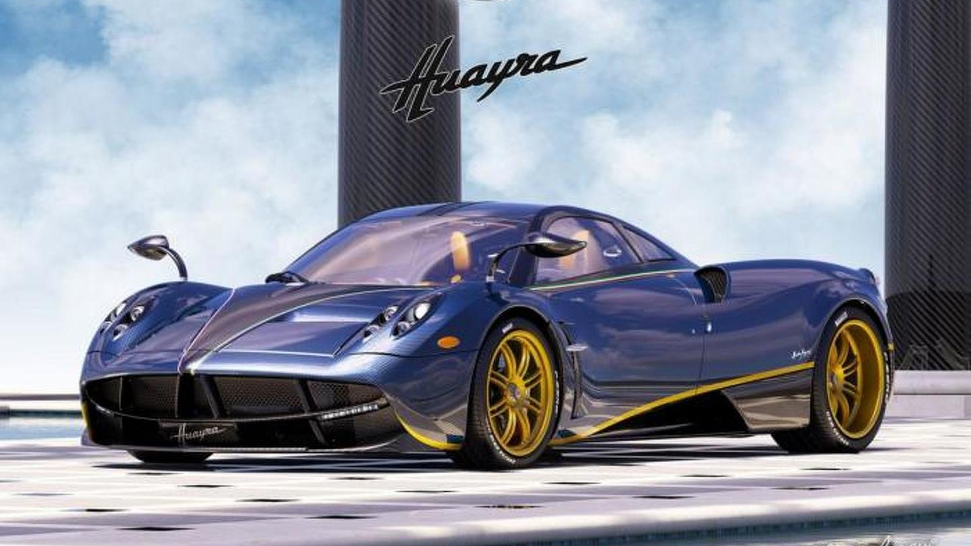 Pagani Huayra 730 S one-off previewed