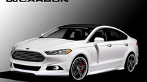 3dCarbon Ford Fusion 11.10.2012