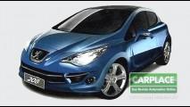 Peugeot apresentará conceito do Novo 208 no Salão de Paris