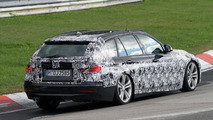 2012 BMW 3-Series Touring hits the 'Ring