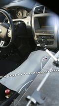 SPY PHOTOS: Jaguar XKR with JaguarDrive Trans Concept?