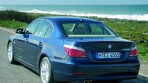 New BMW 5 Series