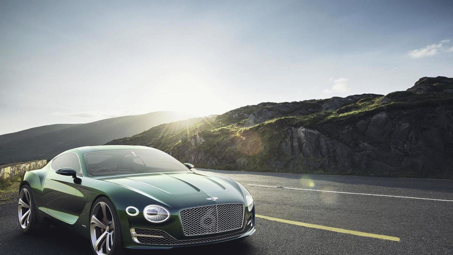 Bentley EXP 10 Speed 6 unveiled, could eventually go into production