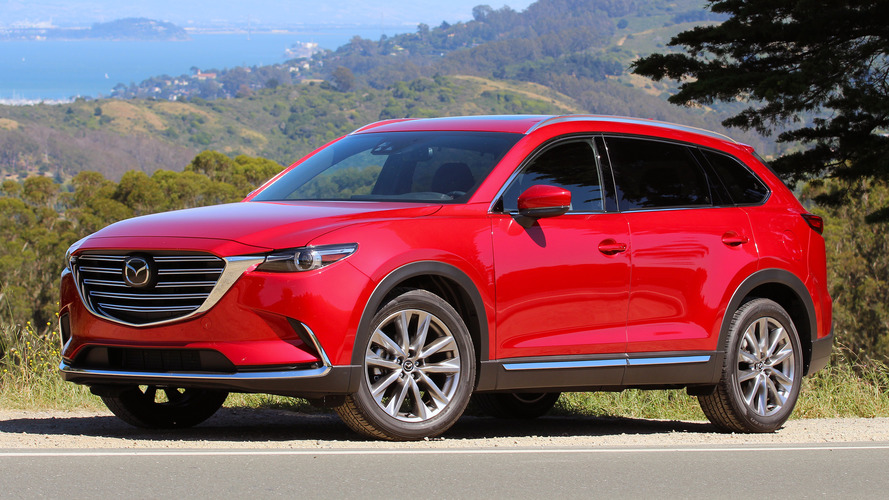 Unique First Drive 2016 Mazda CX9