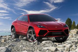 The First Twin-Turbo Lamborghini Will be an SUV