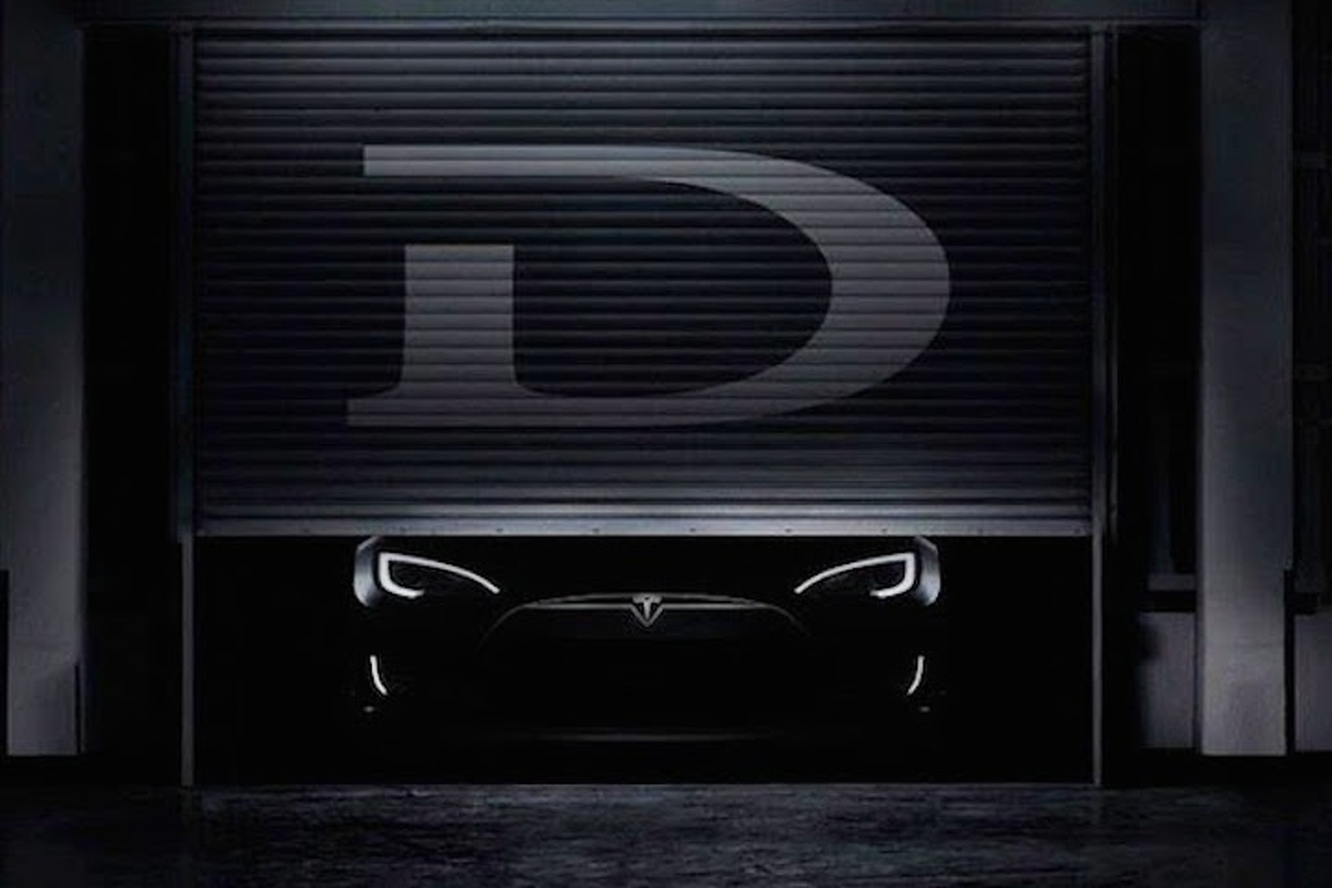 """Tesla is Showing Everyone the """"D"""" on October 9th"""