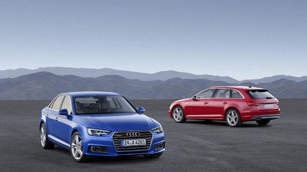 2016 Audi A4 Sedan and A4 Avant officially introduced [videos]
