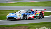 #66 Ford Chip Ganassi Racing Team UK Ford GT: Olivier Pla, Stefan Mücke, Billy Johnson