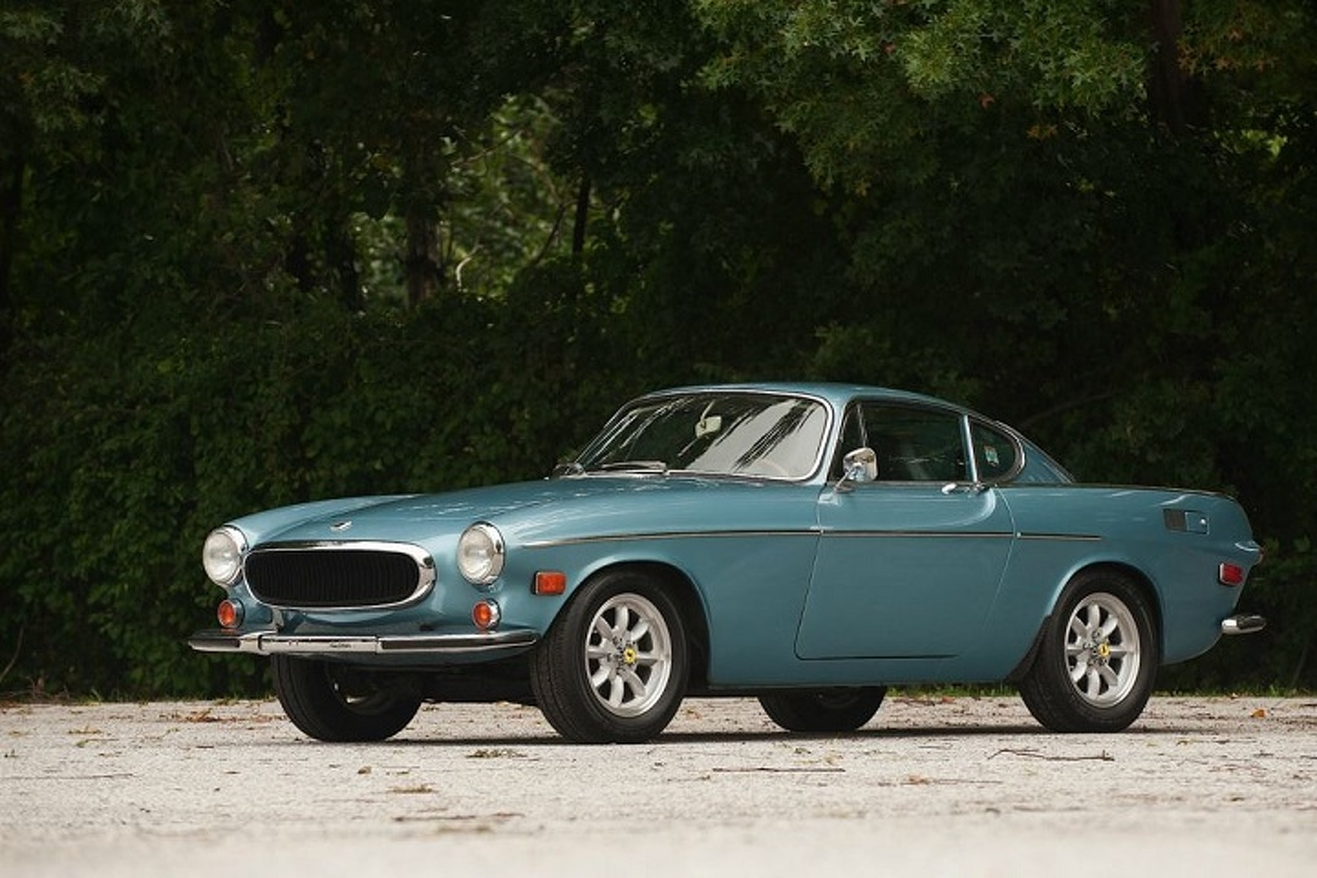 The Volvo P1800 Sports Car S Long Road To Production