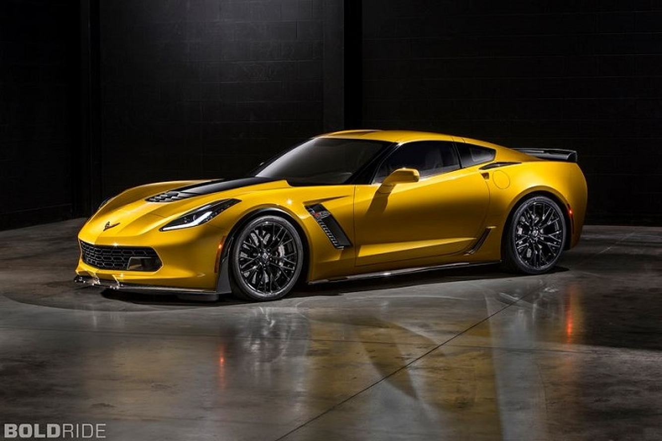 1,000HP Corvette Z06 Coming From Hennessey Performance