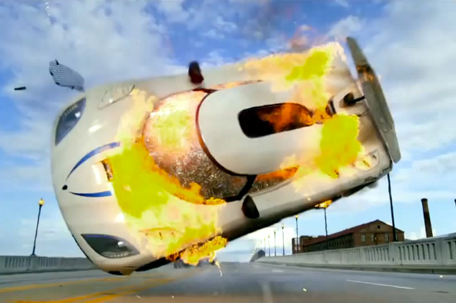 'Need For Speed' Trailer Features Multiple Burning, Flipping Supercars [video]