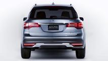 Acura MDX concept 15.1.2013