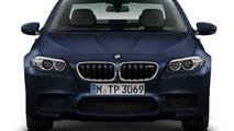 2014 BMW M5 facelift leaked photo 13.5.2013