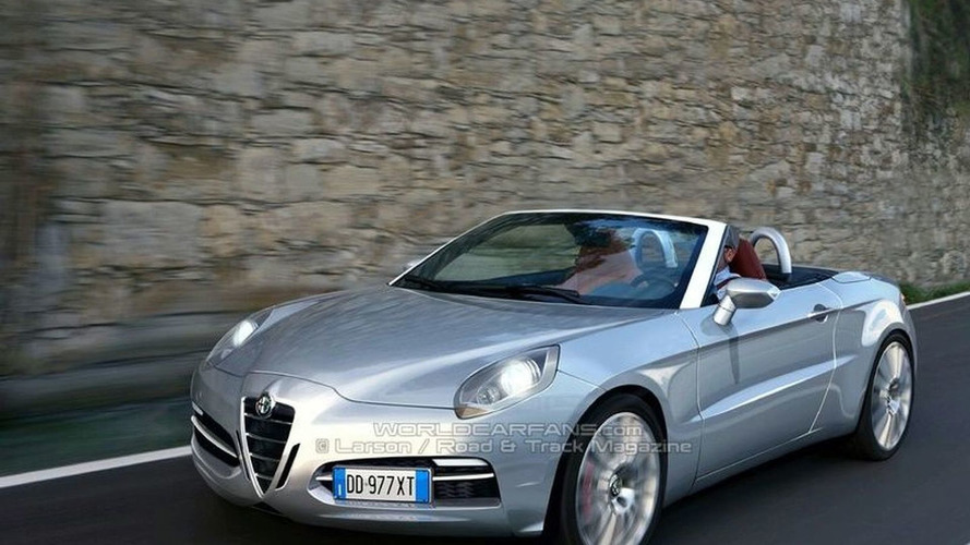 Alfa Romeo Duetto Will Get Back to Life and to the USA