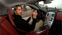 ATP-Stars test Mercedes SLR