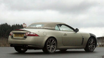 Jaguar XK-R Convertible Spy Photos