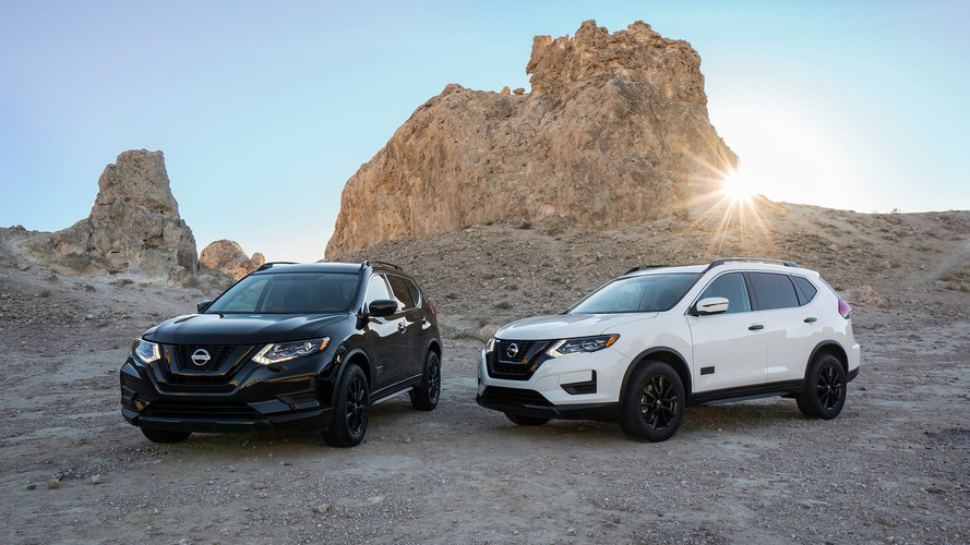 The force is strong in the Nissan Rogue Star Wars edition