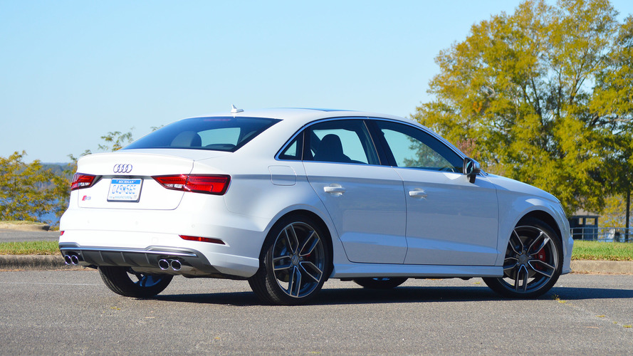 2017 Audi S3: First Drive