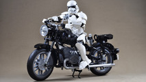 Lego encourages 1967 BMW R60/2 motorcycle build