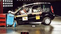 Skoda Roomster Receives Five EuroNCAP Stars