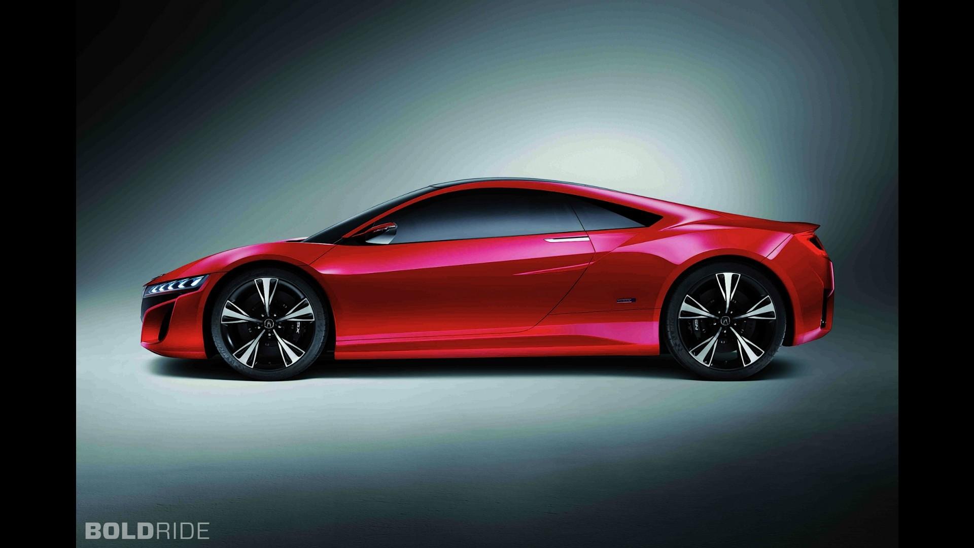 Acura NSX Concept