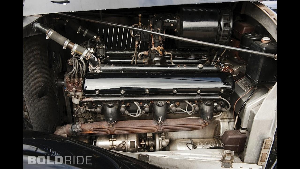 Rolls-Royce Phantom III Saloon