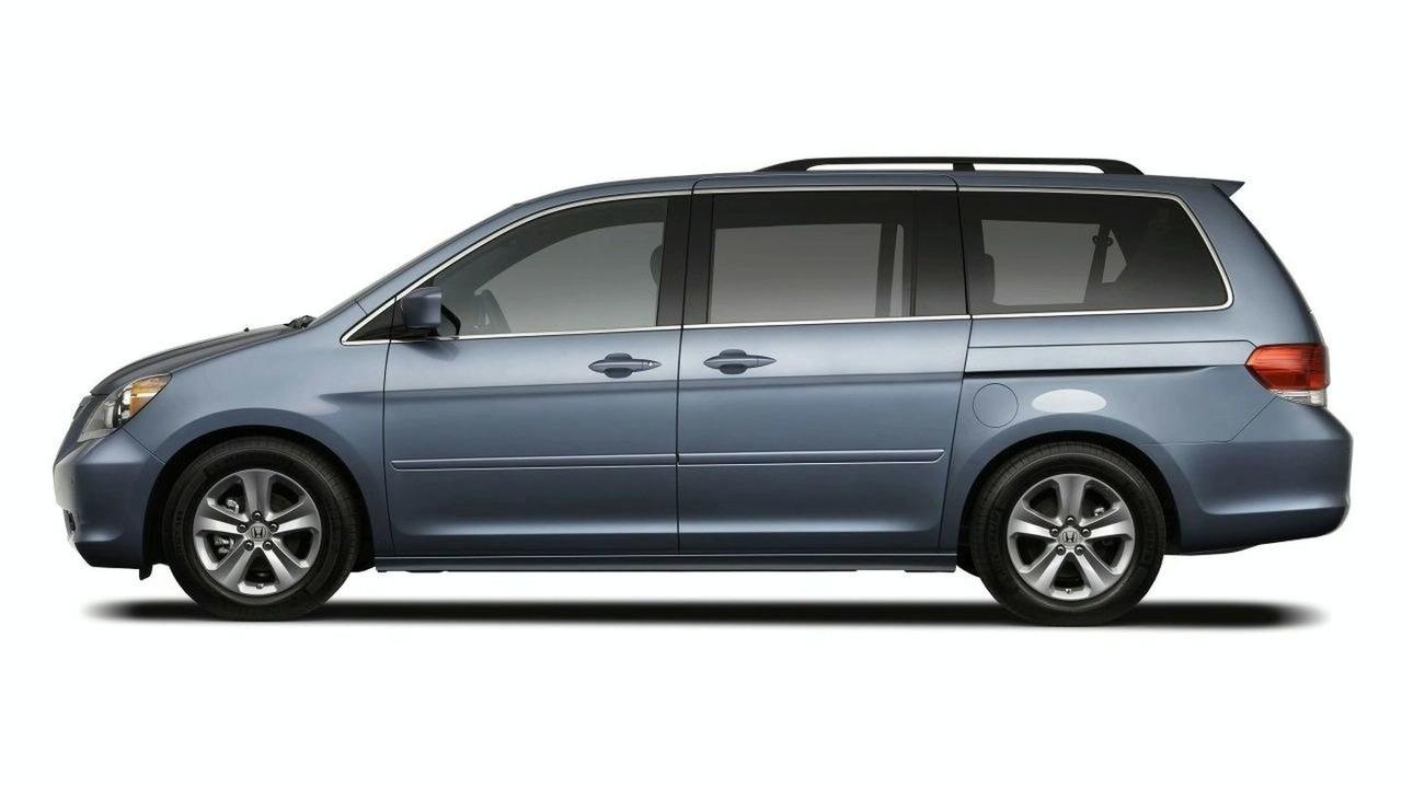 2008 Honda Odyssey Facelift