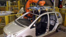 New Ford C-Max Production Commences
