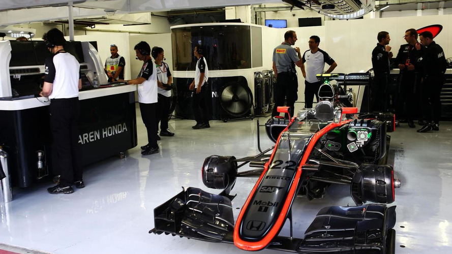 McLaren hits back at 'critics' in a hurry