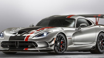 2016 Dodge Viper ACR unleashed with 645 bhp
