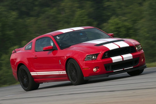 Ford Won't Release GT500 Nurburgring Lap Times
