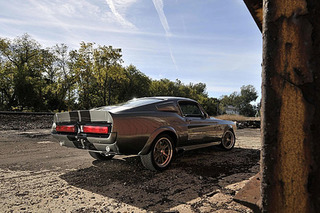 'Gone in 60 Seconds' Eleanor Mustang Fails To Sell
