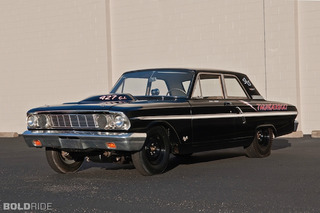 The 1964 Ford Thunderbolt and Nazy Crate: Insanity Unleashed