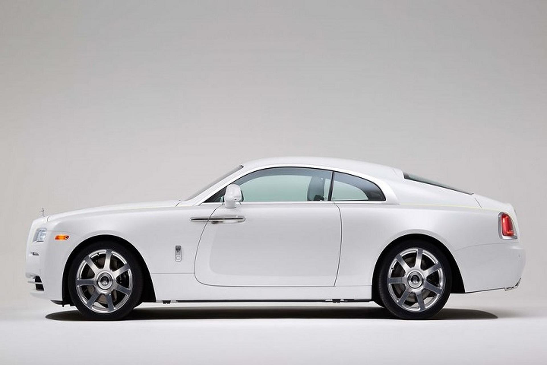 Rapper Tyga Splurges on a Rolls-Royce Wraith