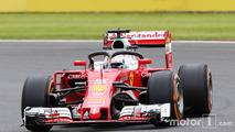 F1 drivers shown