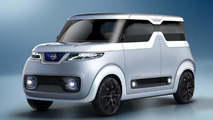 Nissan previews Teatro for Dayz concept ahead of Tokyo Motor Show premiere