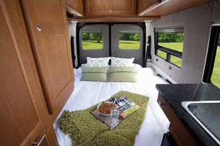 Roadtrek RS Adventurous Is a Luxurious Mercedes RV
