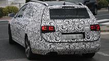 Volkswagen Golf Estate spy photo 27.11.2012