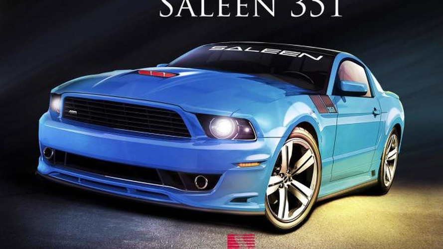 Saleen 351 Mustang announced