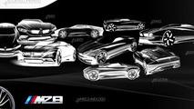 BMW MZ8 render
